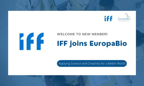 IFF – New Member post